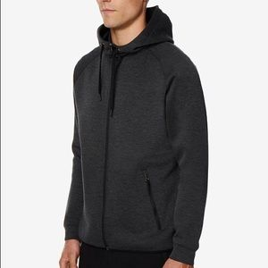 NWOT 32 Degrees super-sleek hooded sweatshirt